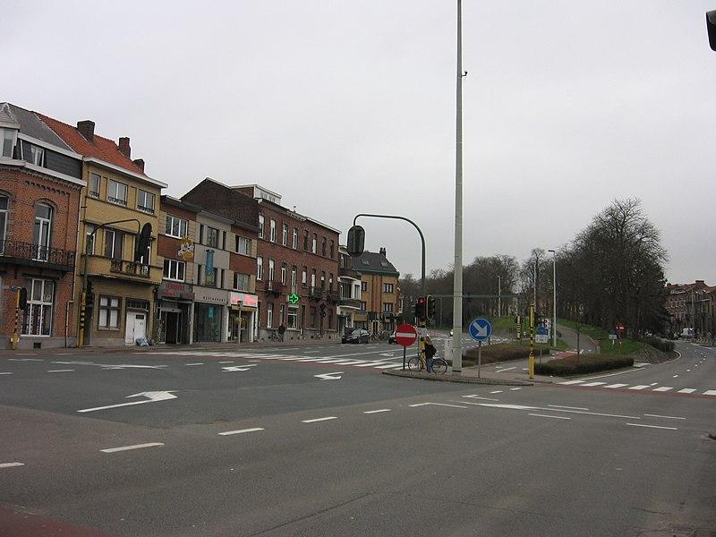Leuven, R23 , naamsepoort