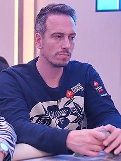 Lex Veldhuis Dutch poker player