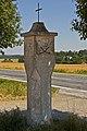 Lichtpfeiler nördlich von Zissersdorf.jpg
