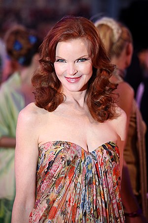 Marcia Cross - Cross in 2014