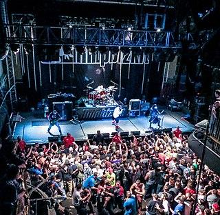 Limp Bizkit American nu-metal band