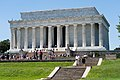 Lincoln Memorial packed with tourists (48777497646).jpg