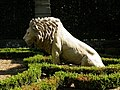 Lion Statue near Chollerford - 2 - geograph.org.uk - 1012506.jpg