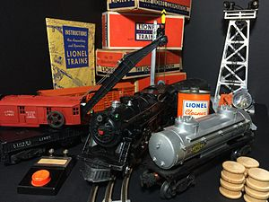 Lionel Corporation - Lionel Corporation products