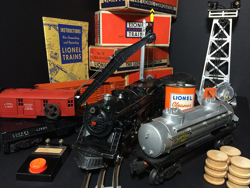 Lionel Corporation Products