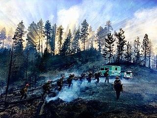 2018 Washington wildfires