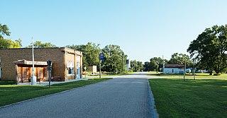 Little Sioux, Iowa City in Iowa, United States
