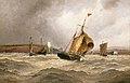 Littlehampton Harbour - Frederick James Aldridge.jpg