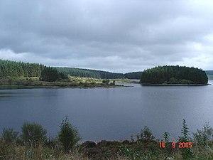 Llyn Brenig - Image: Llyn Brenig geograph.org.uk 53137