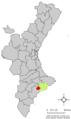 Localització de Relleu respecte del País Valencià.png