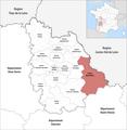Locator map of Kanton Montmorillon 2019.png