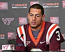 Logan Thomas VT press conference 2011.jpg