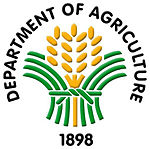 Logo of the Department of Agriculture of the Philippines.jpg
