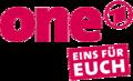 Logo oneTV DE 2016 with Claim.png