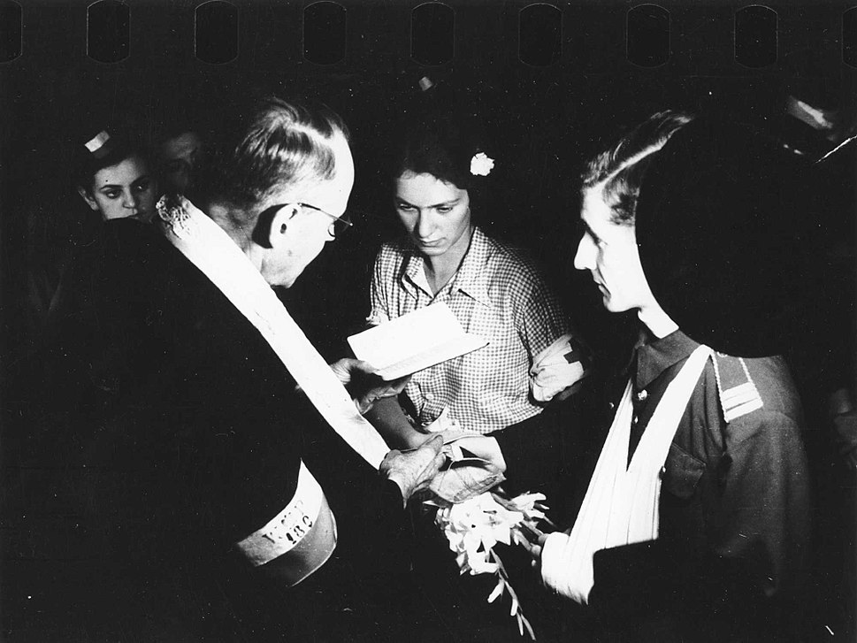 Lokajski - Ślub powstańczej pary (1944)
