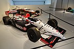 Lola-Ford XB Indy Car, built for the Newman-Haas team, 1995 - Collings Foundation - Massachusetts - DSC07035.jpg