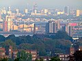 London, view from Shooters Hill, Woolwich Common & East London04.jpg