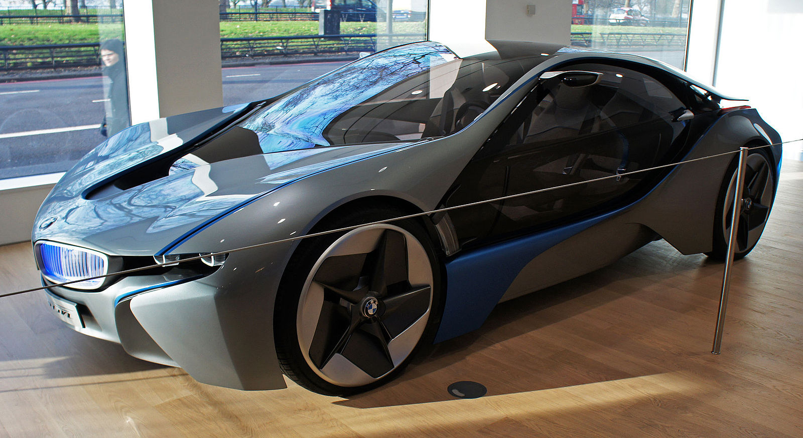 BMW i8 Prototype 2013