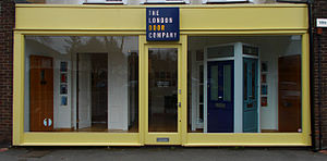 Belmont, Sutton - The London Door Company in Station Road