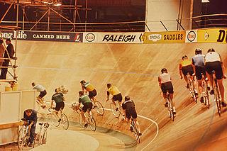 Sid Patterson Australian racing cyclist