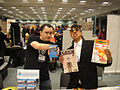 Long Beach Comic Expo 2011 - creative types hawk their dubious wares (5648077291).jpg