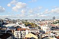 Looking North to the Avenue Liberdade, Lisbon, Portugal - panoramio.jpg