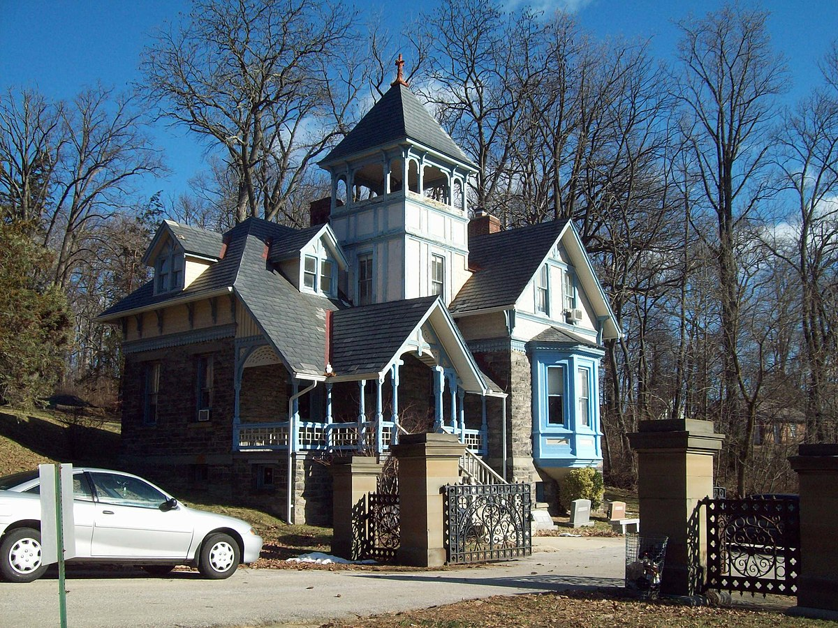 Lorraine Park Cemetery Gate Lodge Wikipedia
