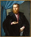 Lotto - Portrait of a Bearded Man, circa 1540, 61.79.jpg