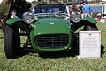 Lotus Super Seven 1961 Roadster HeadOn Lake Mirror Cassic 16Oct2010 (14690603607).jpg