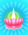 Lotus of Ayyavalism on light blue background.PNG