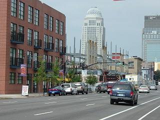 Louisville trip planner