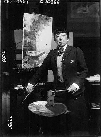 Louise Abbéma - Louise Abbéma, (1914)