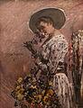 Lovis Corinth, Flora, die Tochter des Dichters Max Halbe, 1913, MGS-20160312-001.jpg