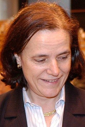 European Parliament election, 1999 (Spain) - Image: Loyola de Palacio 2004 (cropped)