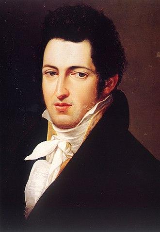 Conservative Party (Mexico) - Lucas Alamán, founder of the Mexican Conservative Party.