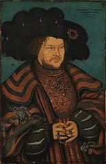 Portrait of Joachim I. Nestor, Elector of Brandenburg