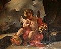 Ludovico Mazzanti, Immacolata Concezione e quattro santi, 1746, 03.jpg