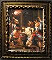 Ludovico carracci, flagellazione di cristo, olio su rame, 49,6x42,7 cm, coll. privata.JPG