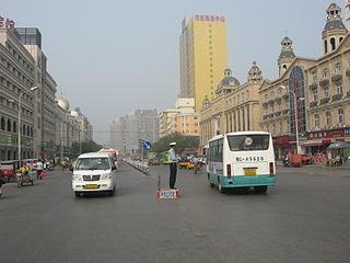 Luohe,  Henan, China