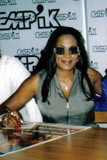 Lutricia McNeal American singer