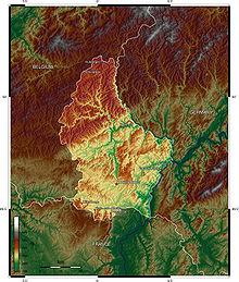 Territorio Lussemburgo Cartina Fisica.Geografia Del Lussemburgo Wikipedia