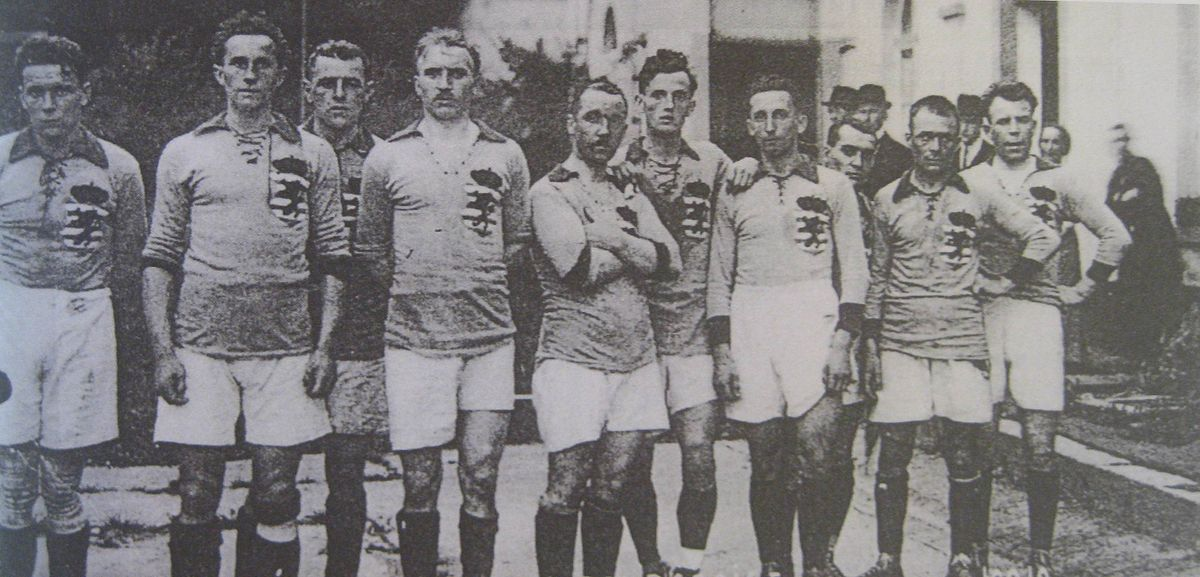 1920s Riots By Year: Luxembourg National Football Team