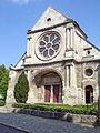 Luzarches - Église Saint-Côme-Saint-Damien - Façade 02.jpg