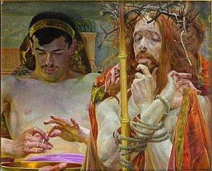 Chrystus przed Piłatem