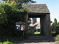 Lych Gate to the Church of St. Mary the Virgin - geograph.org.uk - 575583.jpg