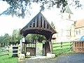 Lychgate, St Mary the Virgin, Laverstock - geograph.org.uk - 347600.jpg