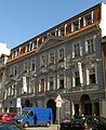 Měšťanský dům - Černý dům (Staré Město), Praha 1, Dlouhá 32, Staré Město.JPG