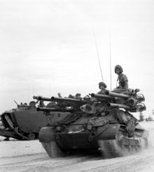 M50 on Chu Lai Beach, 1965.jpg
