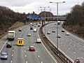 M60, Irwell Valley approaching Junction 17 - geograph.org.uk - 1738786.jpg