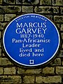 MARCUS GARVEY 1887-1940 Pan-Africanist Leader lived and died here.jpg